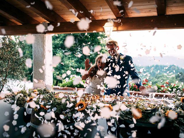 Il matrimonio di Samuel e Sara a Giusvalla, Savona 74