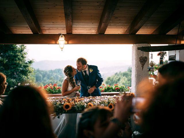 Il matrimonio di Samuel e Sara a Giusvalla, Savona 75