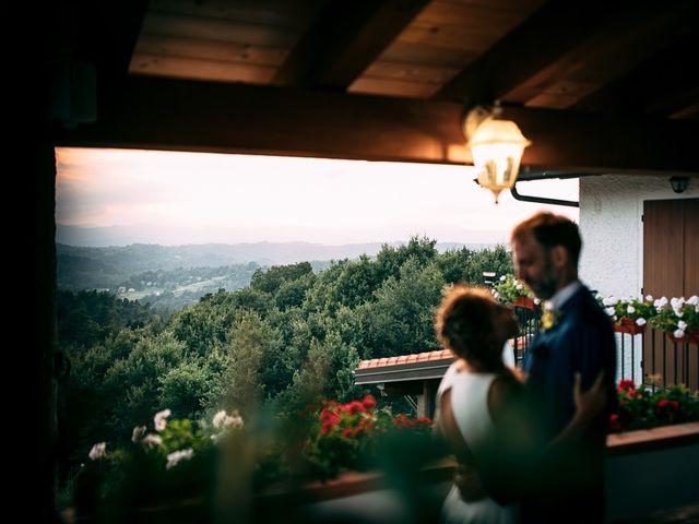 Il matrimonio di Samuel e Sara a Giusvalla, Savona 76