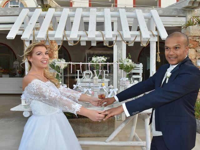 Le nozze di Alessia e Florindo