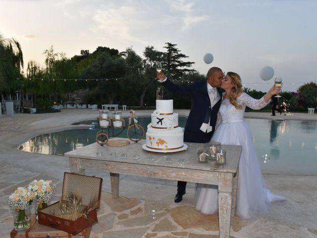 Il matrimonio di Florindo e Alessia a Bari, Bari 53