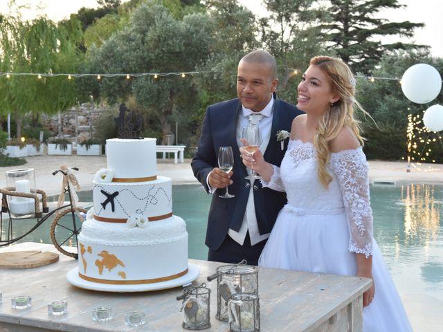 Il matrimonio di Florindo e Alessia a Bari, Bari 54