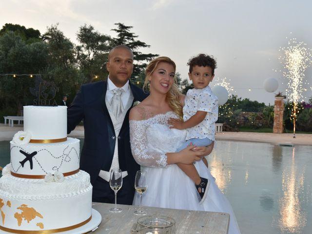 Il matrimonio di Florindo e Alessia a Bari, Bari 55
