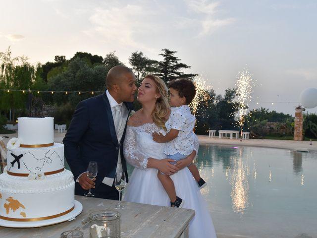 Il matrimonio di Florindo e Alessia a Bari, Bari 56