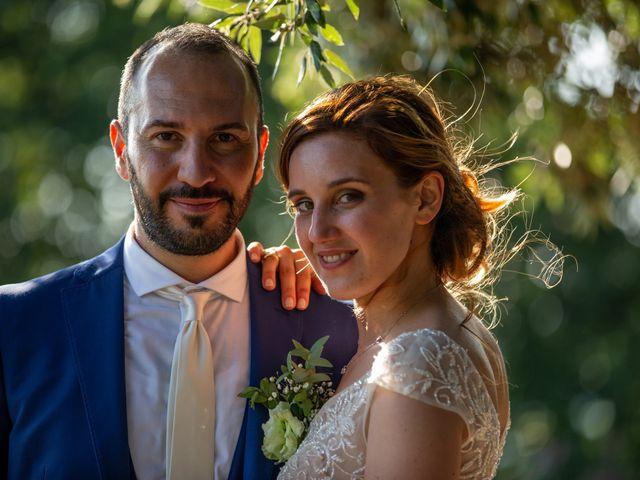 Le nozze di Cristina e Pietro