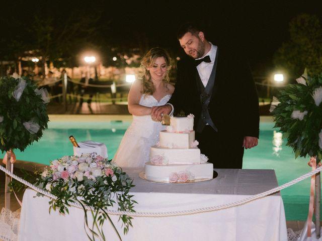 Le nozze di Sara e Orlando