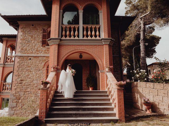 Il matrimonio di Andrea e Giulia a Perugia, Perugia 27