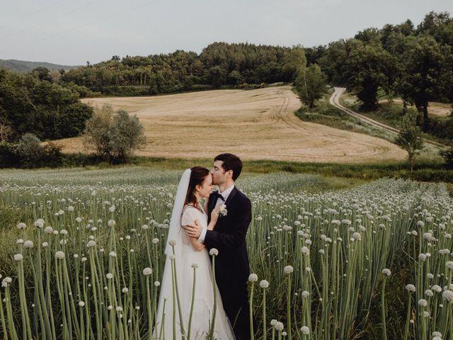 Il matrimonio di Andrea e Giulia a Perugia, Perugia 49