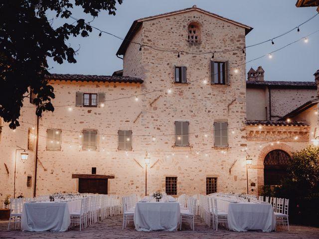 Il matrimonio di Andrea e Giulia a Perugia, Perugia 63