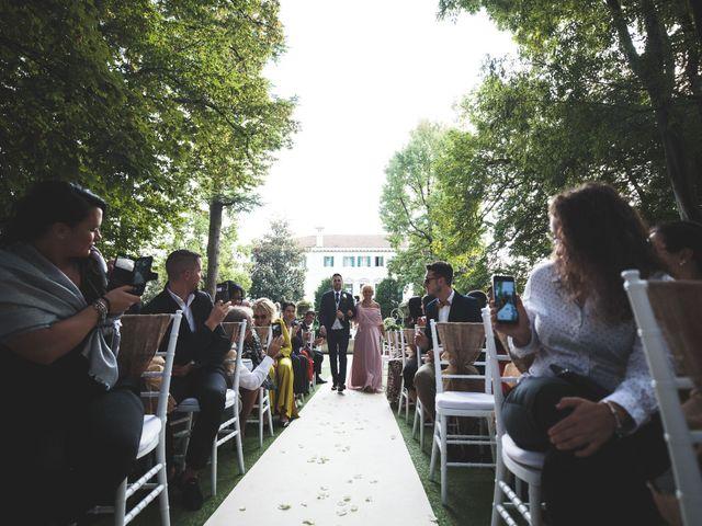 Il matrimonio di Manuel e Greta a Gorgo al Monticano, Treviso 13