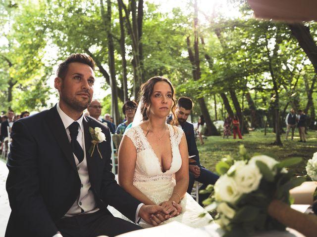 Il matrimonio di Manuel e Greta a Gorgo al Monticano, Treviso 15