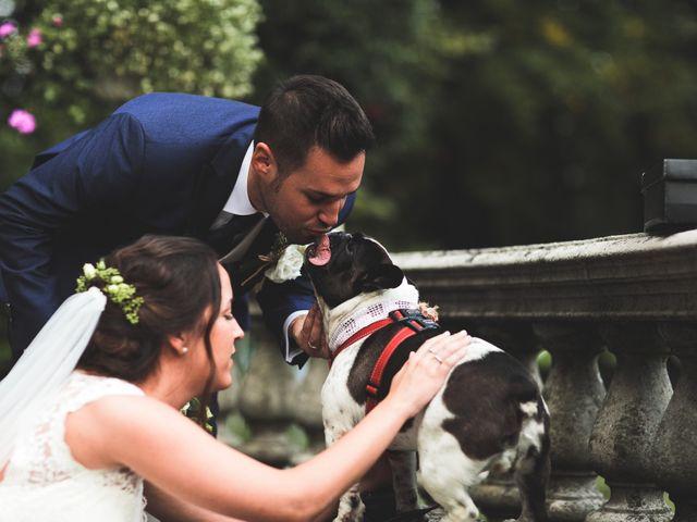 Il matrimonio di Manuel e Greta a Gorgo al Monticano, Treviso 24
