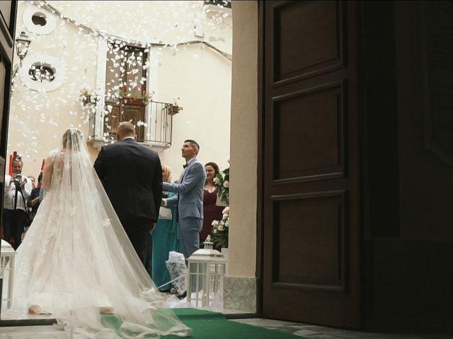 Il matrimonio di Santina e Fabio a Diamante, Cosenza 9