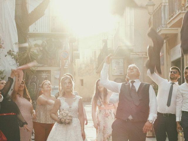 Il matrimonio di Santina e Fabio a Diamante, Cosenza 13