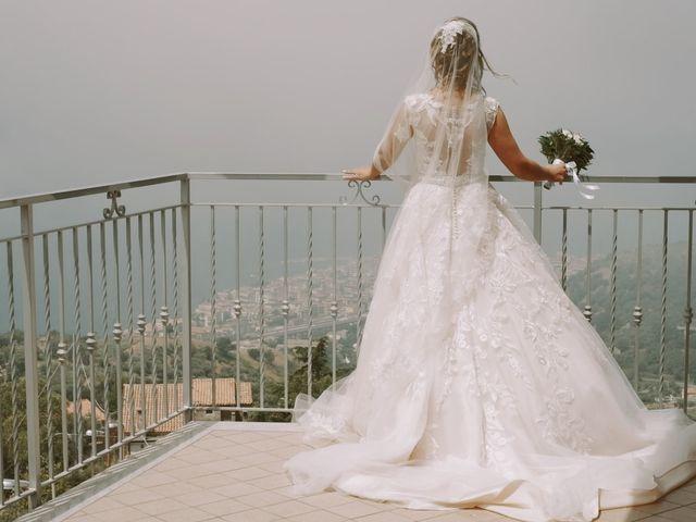 Il matrimonio di Santina e Fabio a Diamante, Cosenza 28