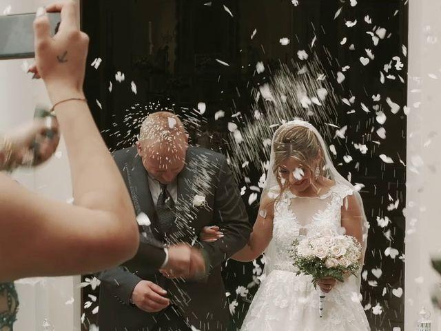 Il matrimonio di Santina e Fabio a Diamante, Cosenza 30