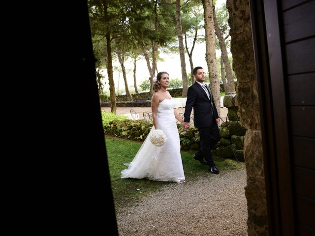 Le nozze di Francesca e Emanuele