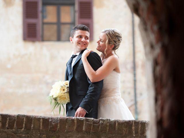 Le nozze di Monica e Mattia