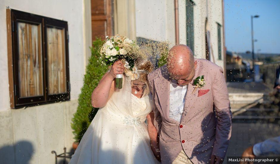 Il matrimonio di Sergio e Chiara a Arezzo, Arezzo