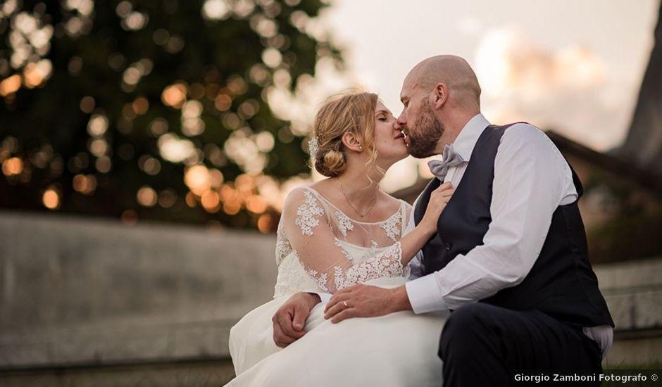 Il matrimonio di Alessio e Emma a Trento, Trento