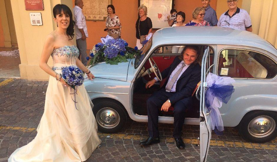 Il matrimonio di Marco e Chiara a San Giorgio di Piano, Bologna