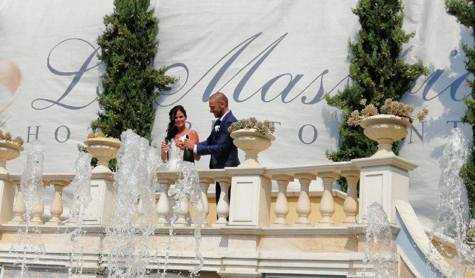 Il matrimonio di Francesca e Gianluca a Fossacesia, Chieti
