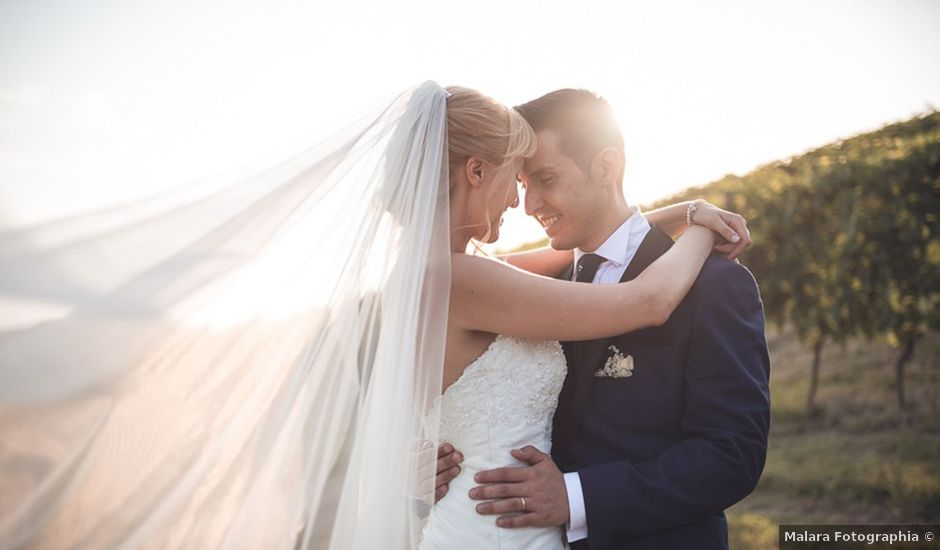 Il matrimonio di Alessandro e Miriam a Piobesi d'Alba, Cuneo
