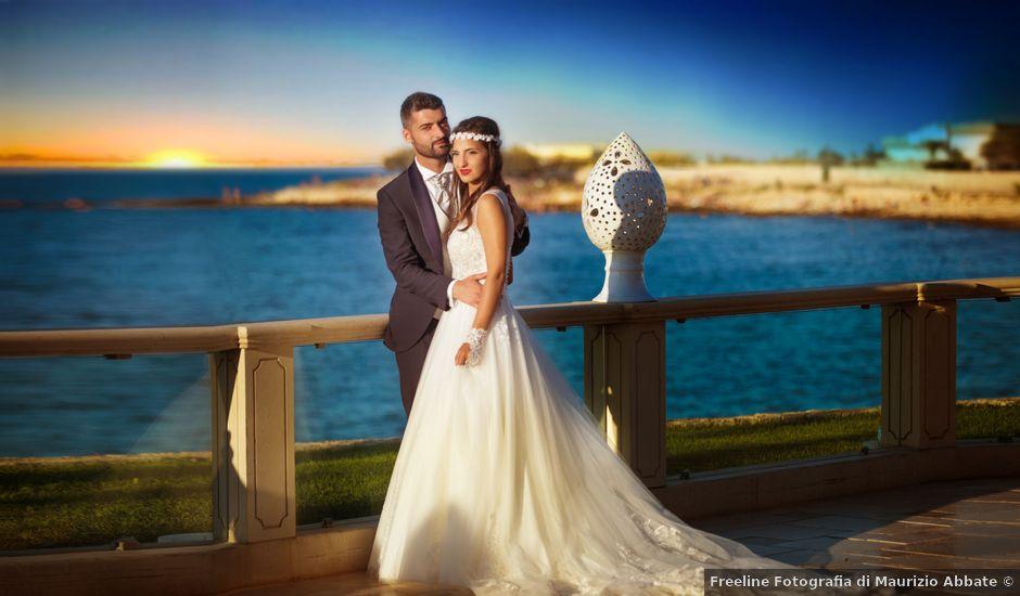 Il matrimonio di Claudio e Antonella a Molfetta, Bari