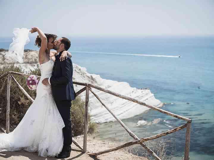 Le nozze di Simona e Alfonso