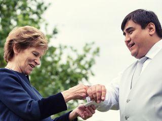 Le nozze di Ginevra e Christian 3