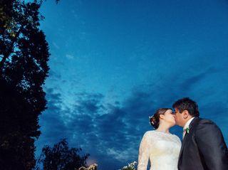 Le nozze di Ginevra e Christian