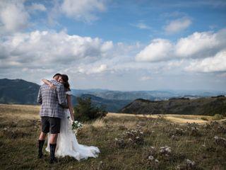 Le nozze di Monia e Carlo