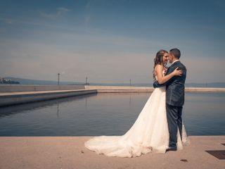 Le nozze di Simone e Letizia