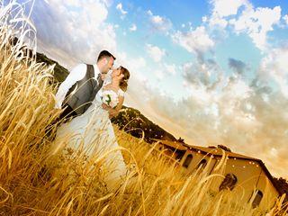 Le nozze di Salvatore e Viviana
