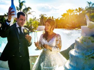 Le nozze di Miriam e Ivan