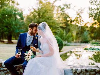 Le nozze di Amanda e Matias