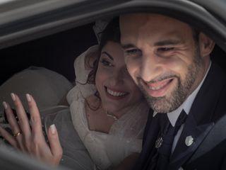 Le nozze di Luana e Cristian