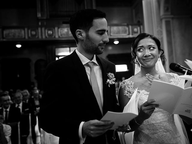 le nozze di Kandela e Francesco