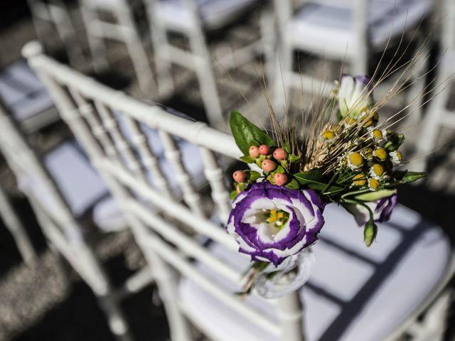 Il matrimonio di Luca e Gloria a Chiusdino, Siena 14