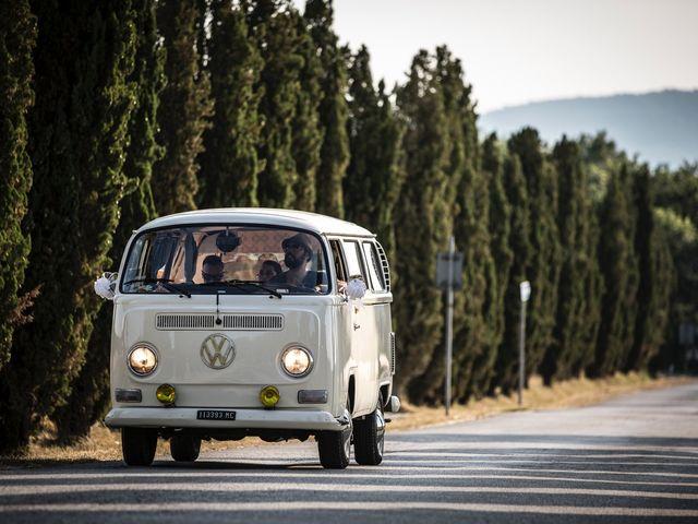 Il matrimonio di Luca e Gloria a Chiusdino, Siena 40