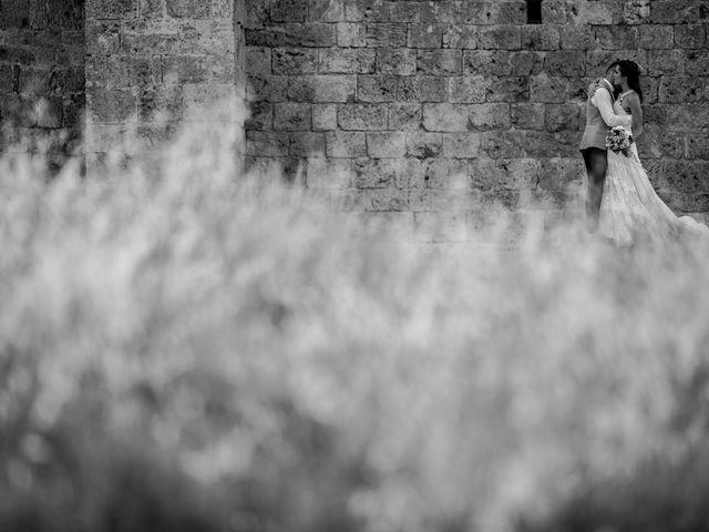 Il matrimonio di Luca e Gloria a Chiusdino, Siena 52