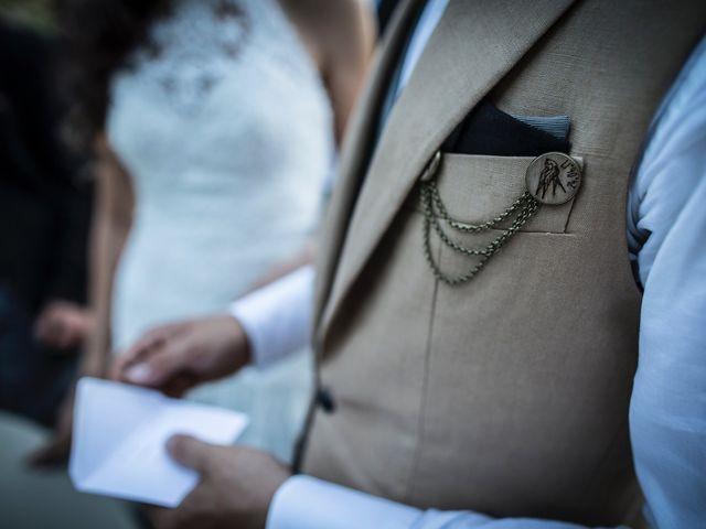 Il matrimonio di Luca e Gloria a Chiusdino, Siena 58