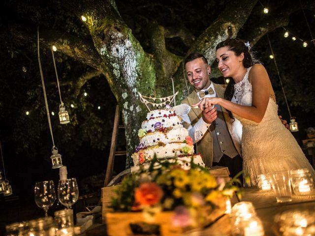 Il matrimonio di Luca e Gloria a Chiusdino, Siena 63