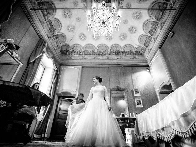 Il matrimonio di Christian e Ginevra a Oviglio, Alessandria 20