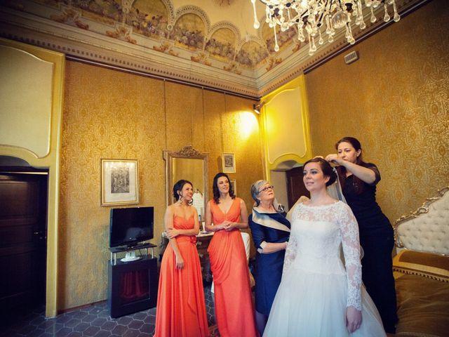 Il matrimonio di Christian e Ginevra a Oviglio, Alessandria 21