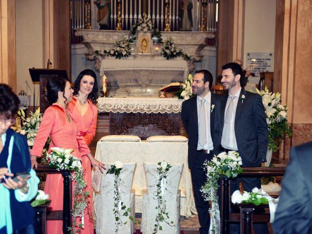 Il matrimonio di Christian e Ginevra a Oviglio, Alessandria 27