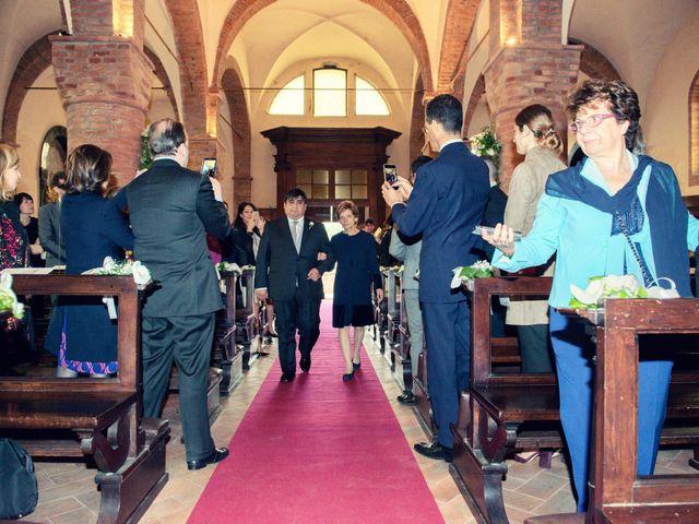 Il matrimonio di Christian e Ginevra a Oviglio, Alessandria 28
