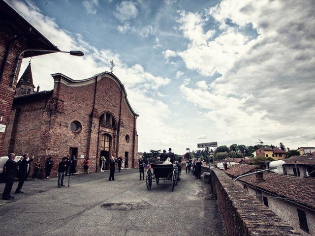 Il matrimonio di Christian e Ginevra a Oviglio, Alessandria 31