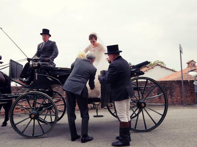 Il matrimonio di Christian e Ginevra a Oviglio, Alessandria 32