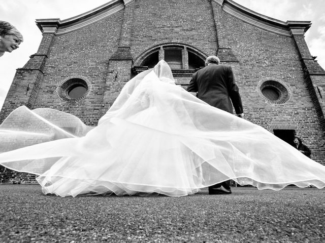 Il matrimonio di Christian e Ginevra a Oviglio, Alessandria 33